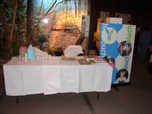 Nature Center Booth