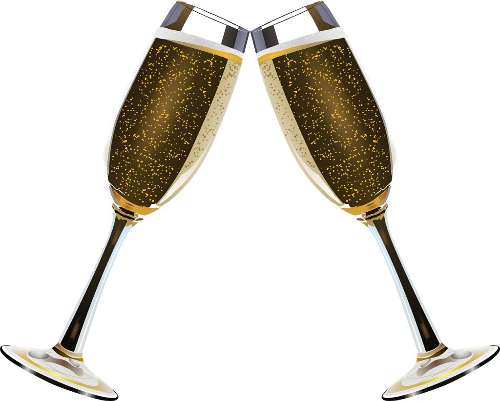 For New Year\'s Eve, Toast The Chemistry Of Champagne