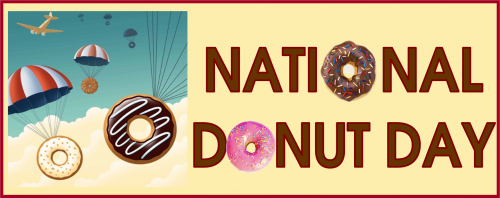 National-donut-day