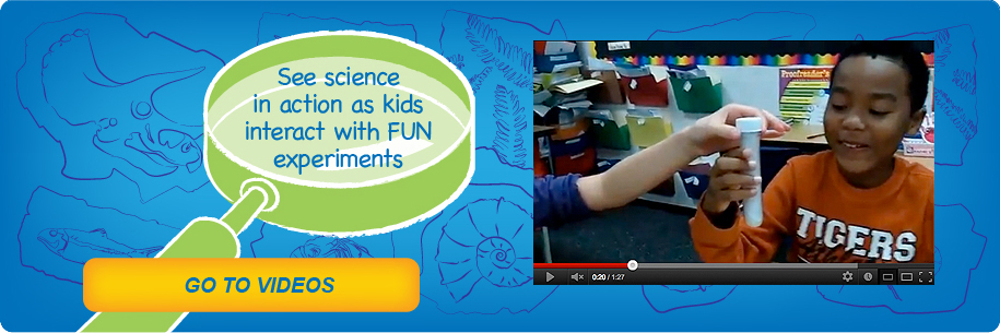 Kid Science Video